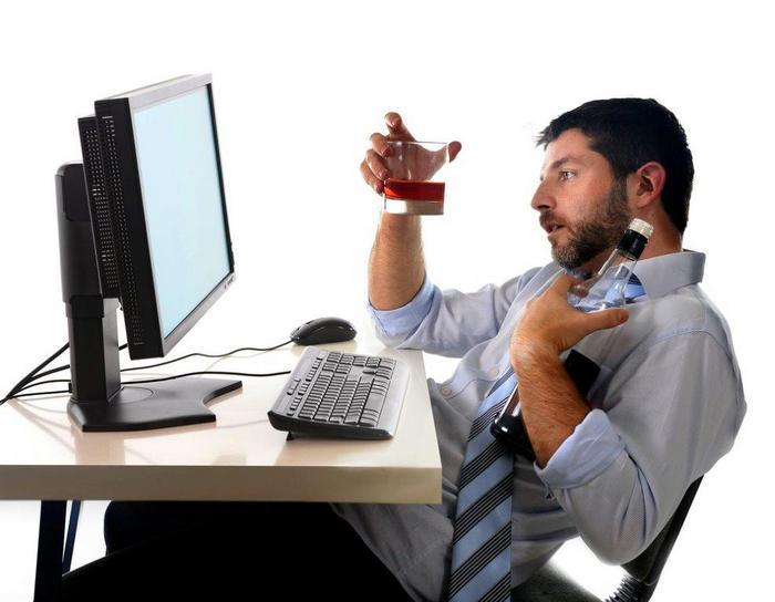 Увольнение работника за появление в алкогольном опьянении