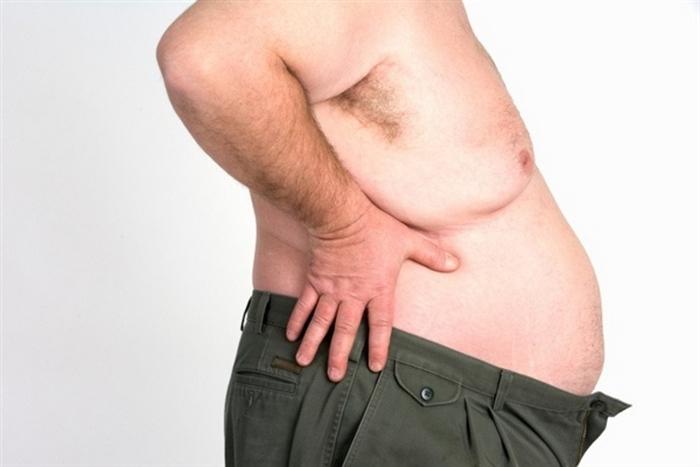 Ожирение у мужчин влияет на потенцию
