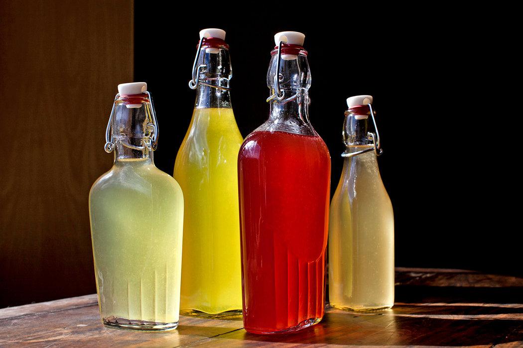 Как сделать наливку из спирта в домашних условиях