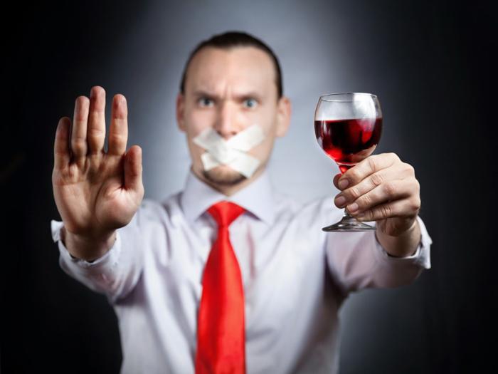 пить и не уходить в запой