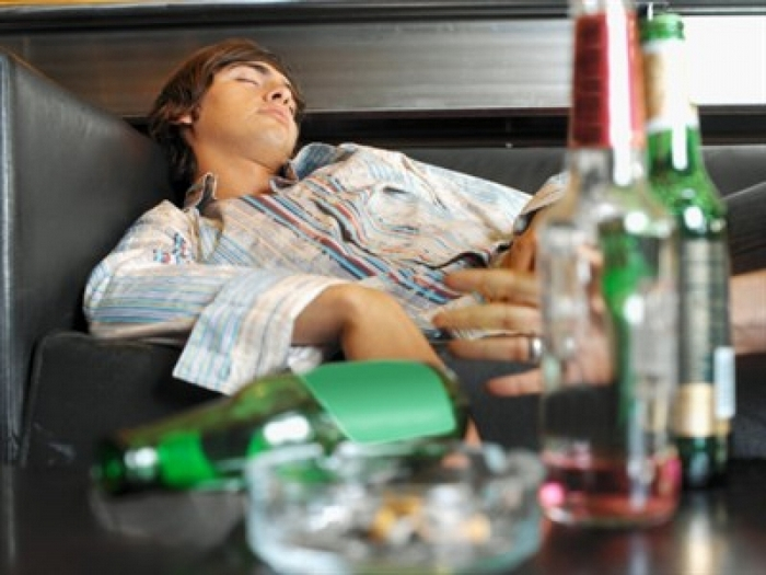 как снять алкогольную интоксикацию