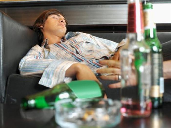 метод определения паров алкоголя в выдыхаемом воздухе