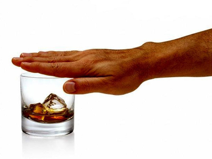 сколько не пить перед кодированием