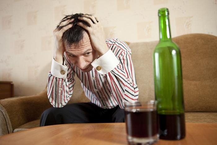 борьба с тягой выпить