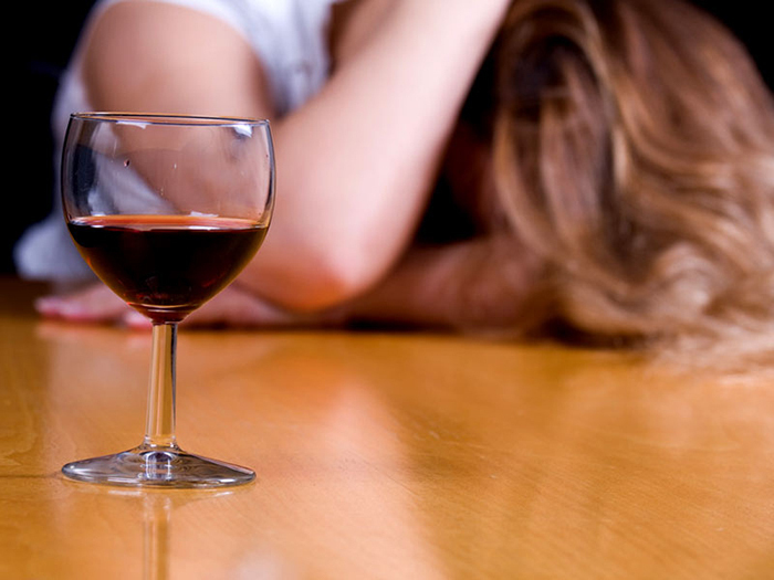 пить алкоголь в выходные