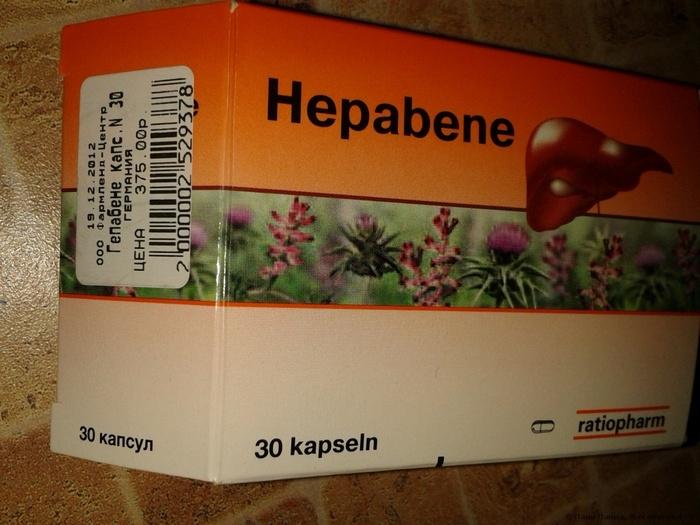 препараты на основе расторопши