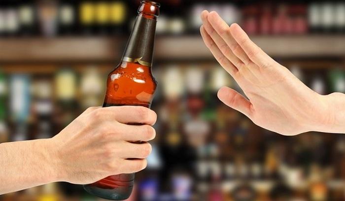помогите хочу покончить с алкоголем