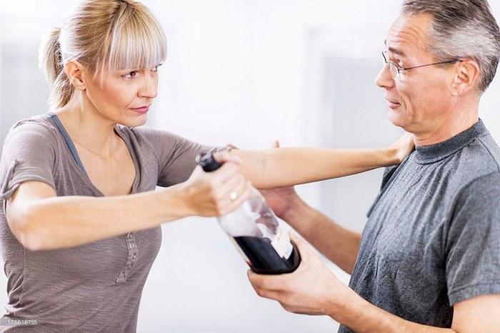 как вести себя с мужем алкоголиком