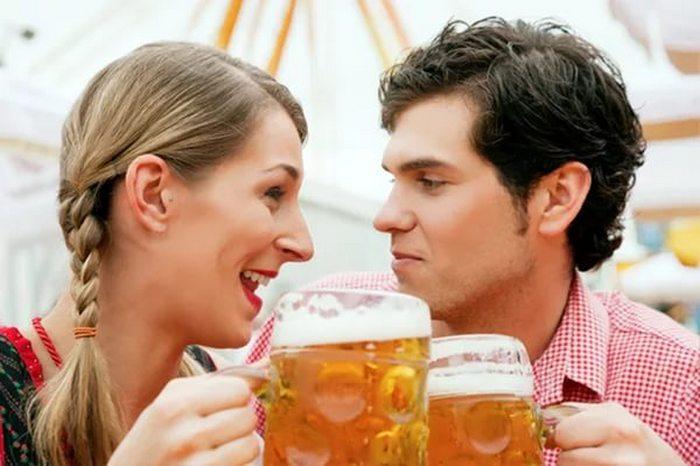 как алкоголь влияет на сперму