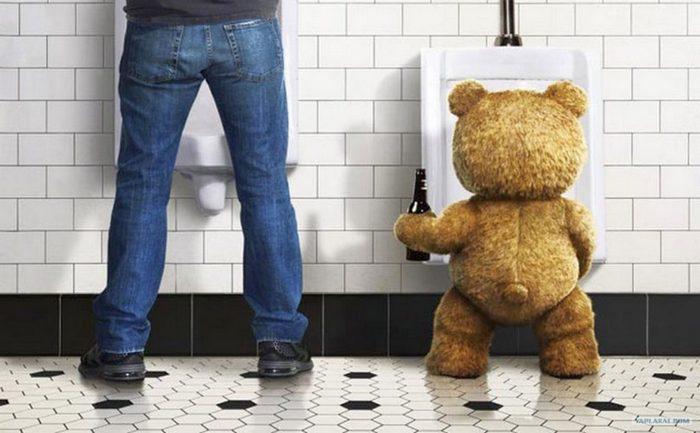 почему после пива хочется в туалет