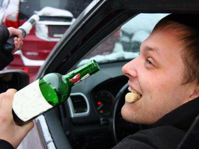 передача управления лицу в состоянии алкогольного опьянения