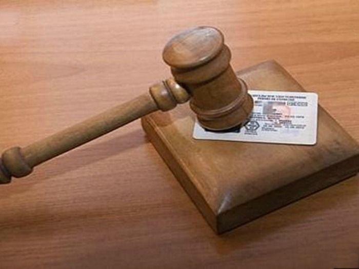 наказание за вождение без прав после лишения