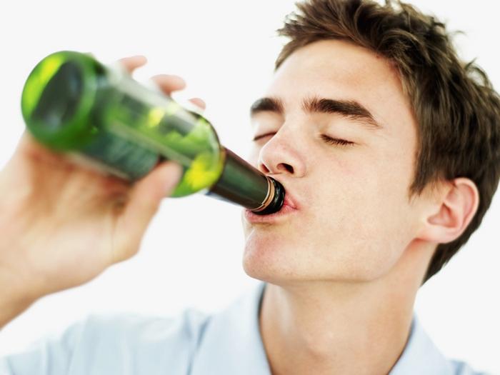 если у матери сын алкоголик