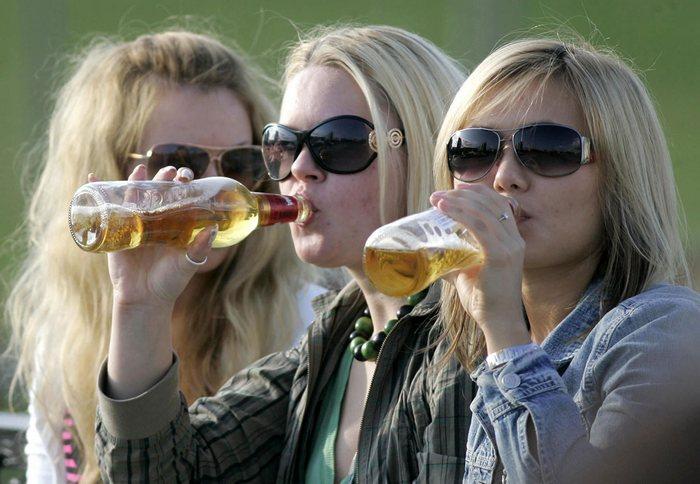как влияет алкоголь на женщин