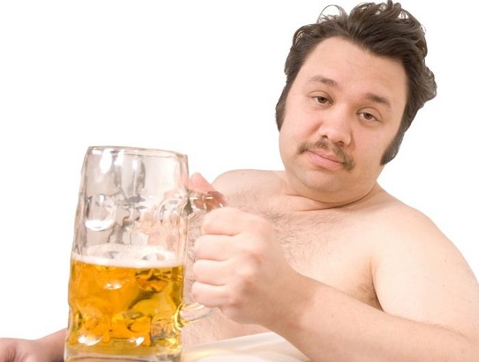 муж каждый день пьет пиво что делать