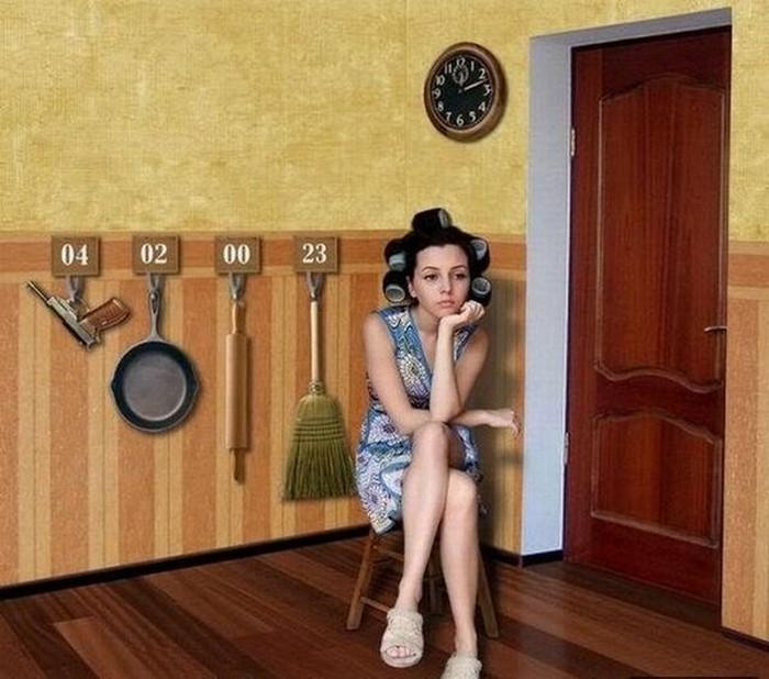 как наказать мужа за пьянку