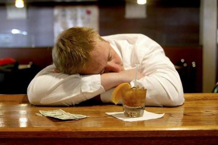признаки опьянения человека