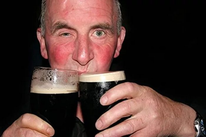 плохая переносимость алкоголя