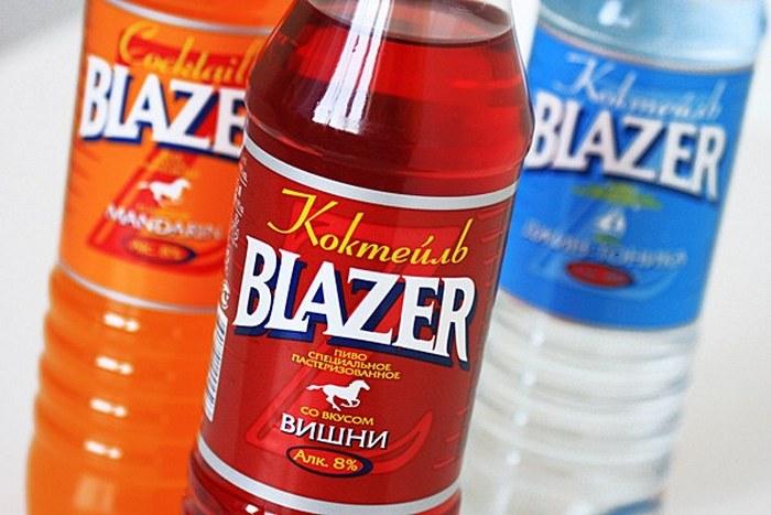 блейзер напиток сколько градусов