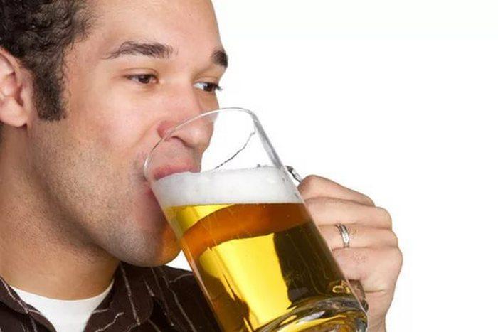 как отучиться пить пиво