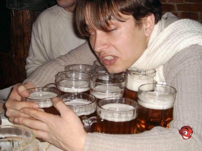как отучить девушку пить алкоголь