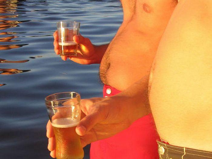 мой парень пьет пиво каждый день