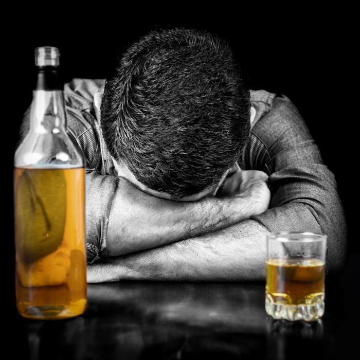 психические состояния у алкоголиков
