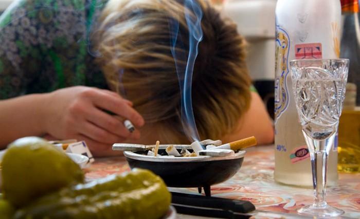 признаки опьянения