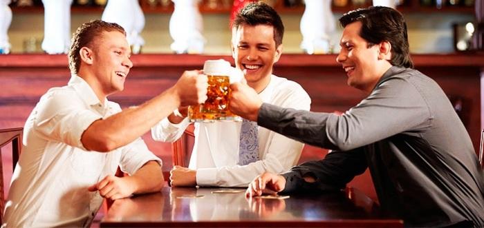 муж выпивает каждый день после работы