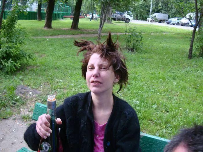 пьющие девушки