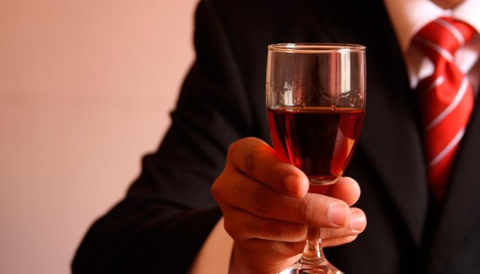 Сперма с алкоголем