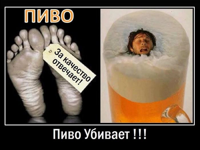 к чему приводит ежедневное употребление пива