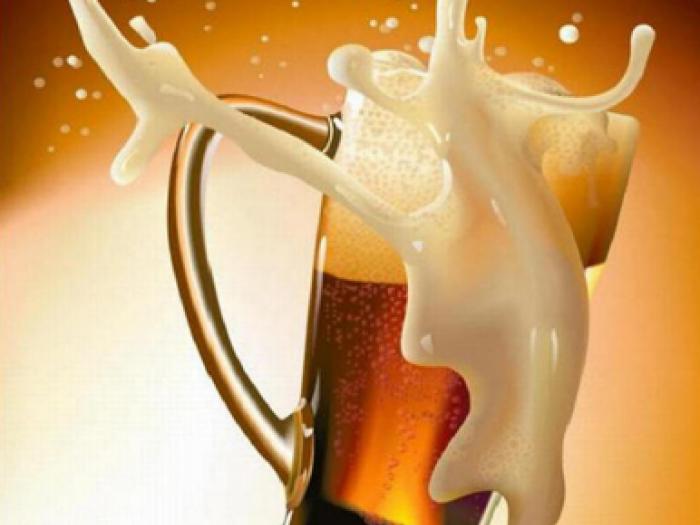 что делать если парень пьет пиво