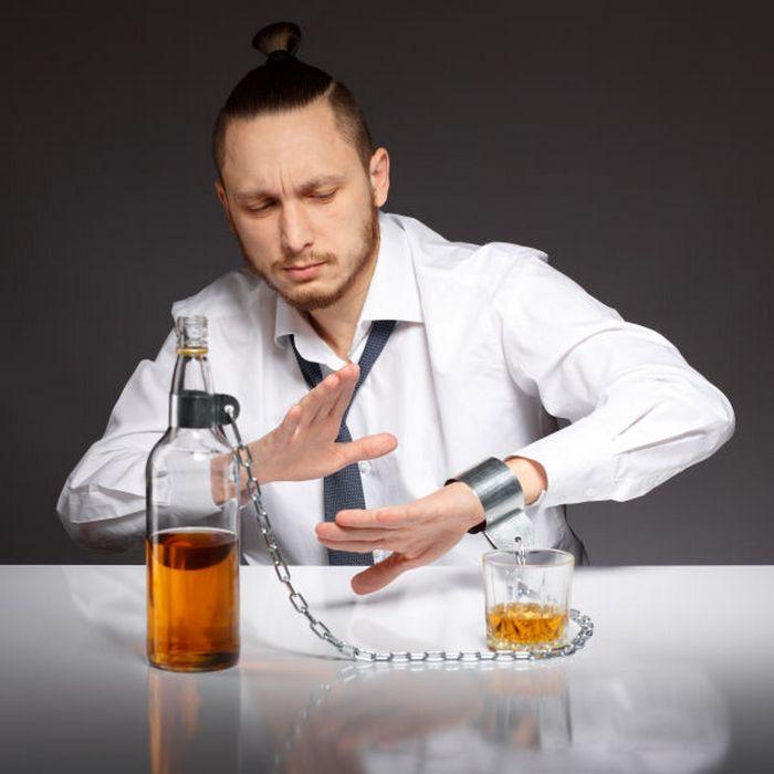 полный отказ от алкоголя последствия