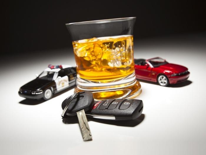 тест на опьянение