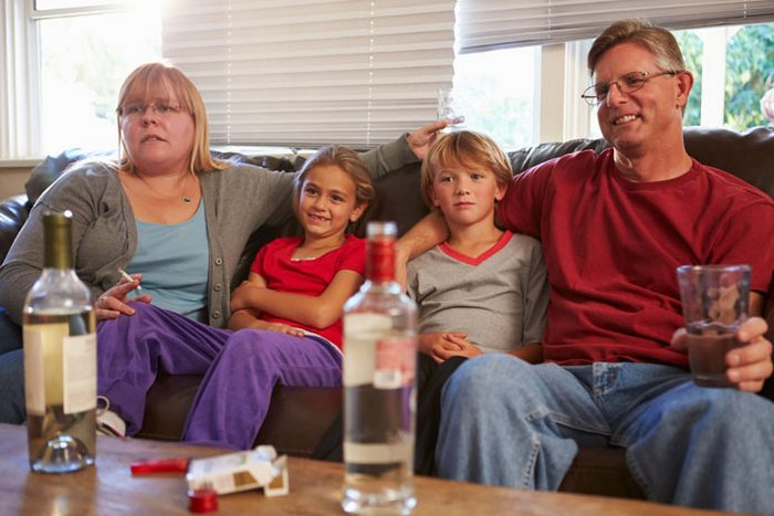 причины приводящие к алкоголизму