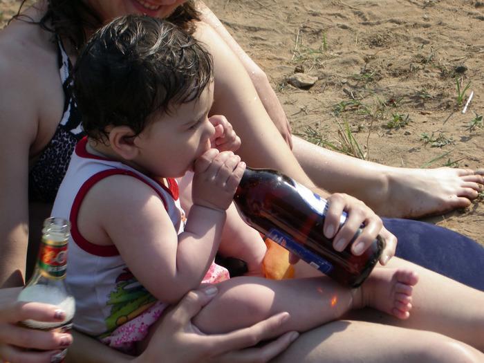 алкоголизм в семье и дети