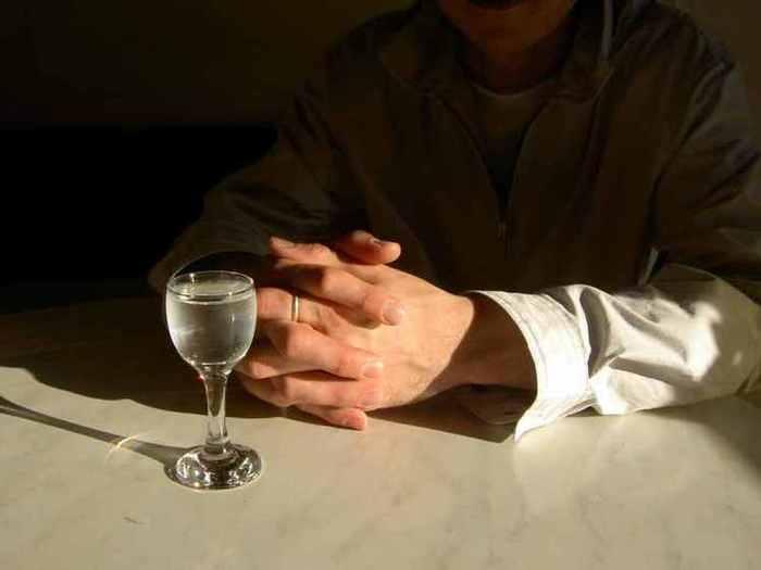 похудеть отказавшись от алкоголя