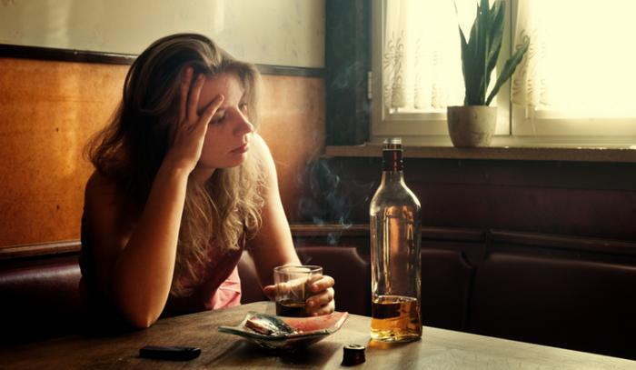 соматические нарушения при алкоголизме