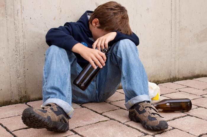 алкоголизм как влияние на потомство