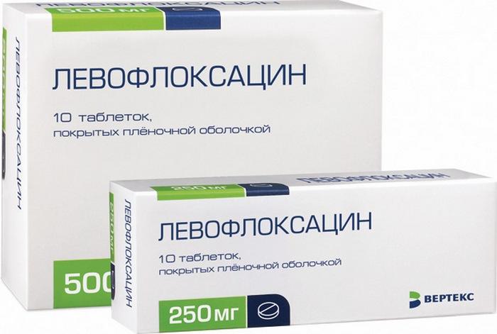 левофлоксацин и алкоголь