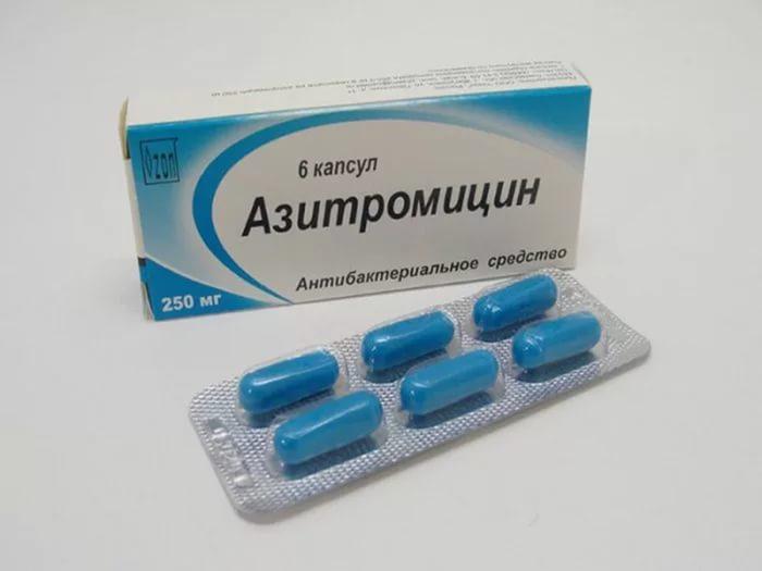 алкоголь и азитромицин