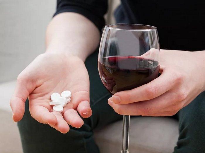 тералиджен можно с алкоголем
