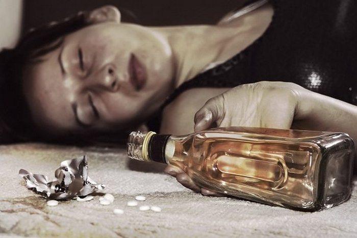 алкоголь ибупрофен