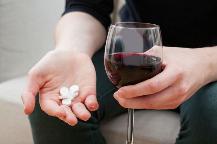 водка с антибиотиками чтобы не было