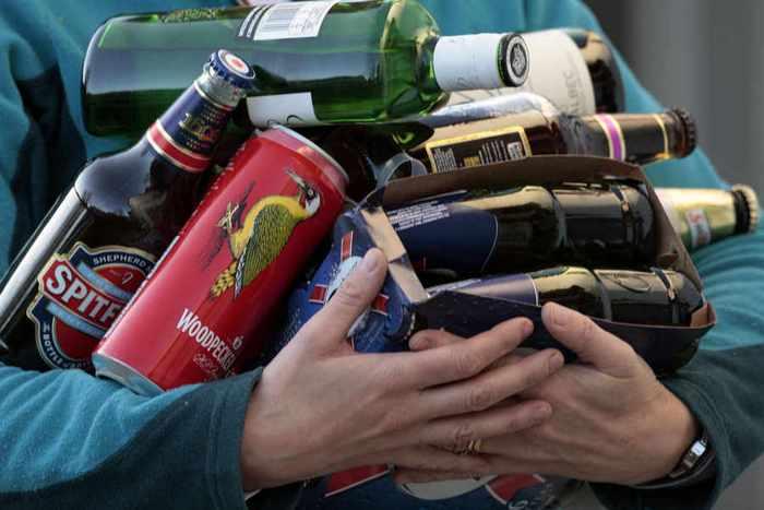 можно ли пить спазмалгон с алкоголем