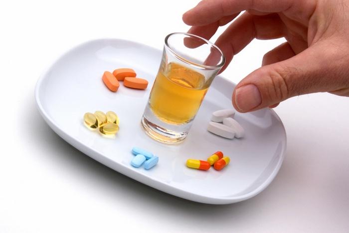 Кетонал и алкоголь совместимость