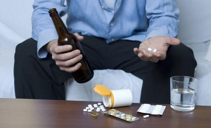 ибупрофен и алкоголь совместимость