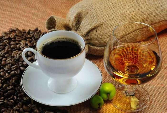 кофе с алкоголем последствия