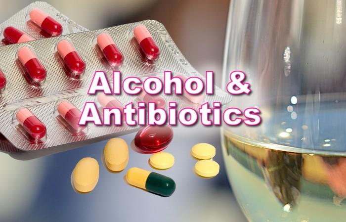 можно пить водку с антибиотиками